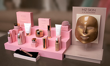 MZ Skin appoints Capsule Comms