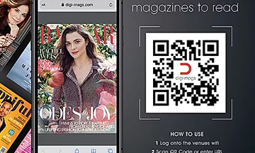 Magazine sharing platform Digi-Mags launches and appoints PR