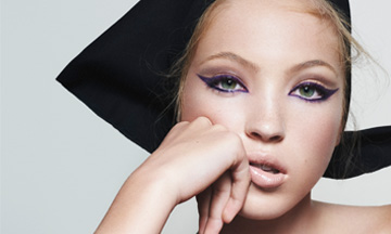 Marc Jacobs Beauty names Lila Moss as face of campaign