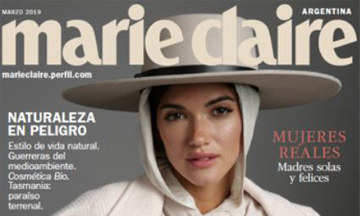 Marie Claire Argentina announces launch