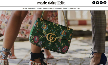 Marie Claire UK launches shopping edit platform