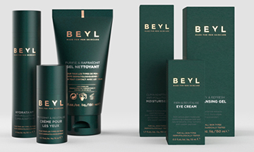 Men's skincare brand BEYL appoints PR