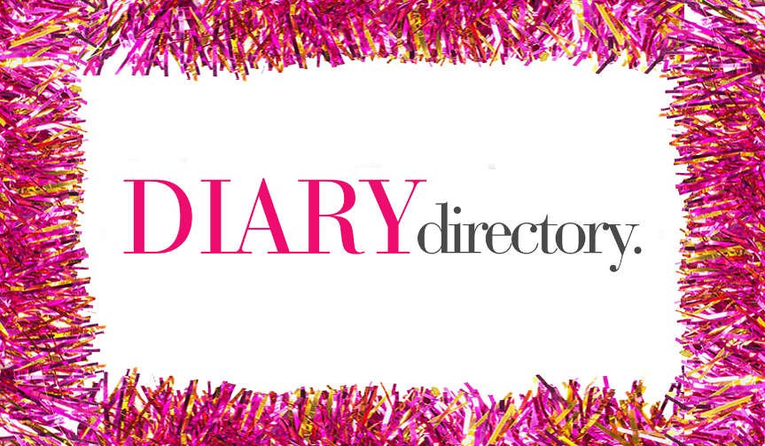 Merry Christmas & Happy New Year from DIARY directory!