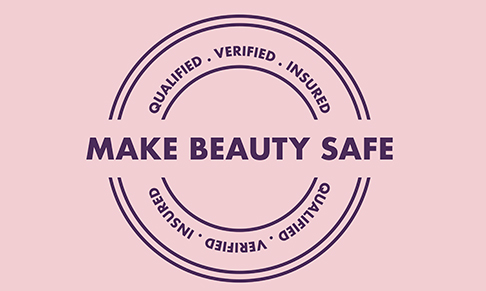 Millie Kendall and Caroline Hirons back BABTAC's Make Beauty Safe campaign