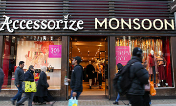 Monsoon Accessorize bought by Founder