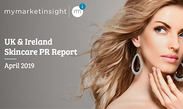 My Market Insight - UK and Ireland Skincare PR Report (April 2019)