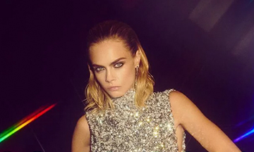 Nasty Gal launches holiday collection with Cara Delevingne