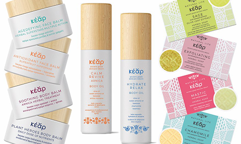 Natural skincare brand Kear appoints Mercer Keeble PR