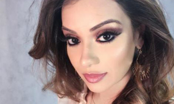 Beauty, fashion and lifestyle blogger Nazila Malik signs to Lucy Dartford PR