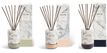 Neom Organics launches Ultimate REED Diffusers