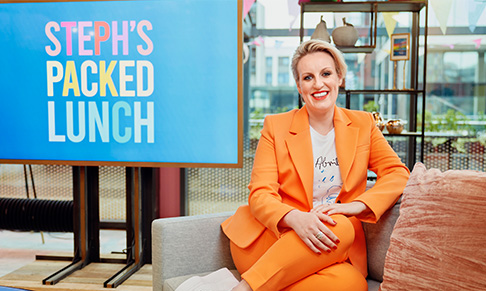 New consumer show Steph's Packed Lunch launches on Channel 4