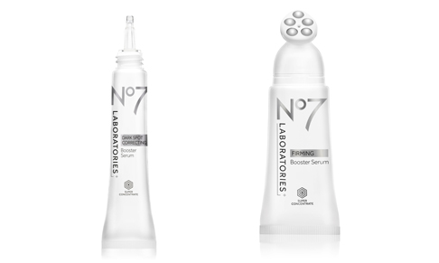 No7 Laboratories launches two new Booster Serums