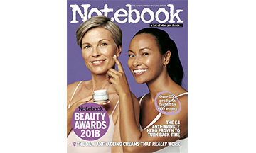 Notebook Anti-Ageing Award partners with S Magazine