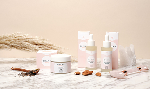 Skincare brand Ohana appoints b. the communications agency