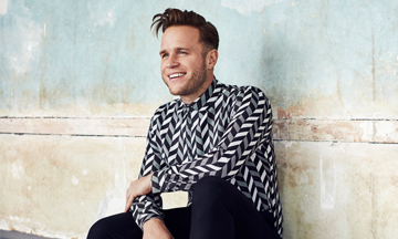 Olly Murs collaborates with River Island