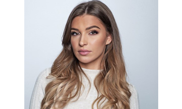OnTheBox Talent signs Love Island's Zara McDermott