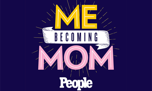 PEOPLE magazine launches Me Becoming Mom podcast