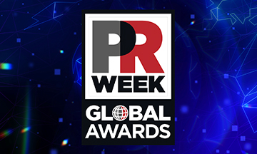 PRWeek Global Awards 2020 winners announced