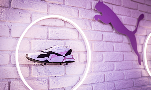 PUMA appoints Cake Group