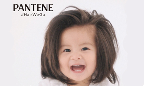 3a718dd08d Pantene Japan unveils its youngest ever hair model