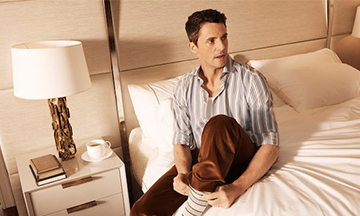 Pink announces Matthew Goode as brand ambassador