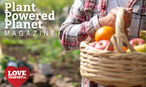 Plant Powered Planet Magazine launches
