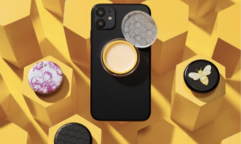 PopSockets collaborates with Burt's Bees