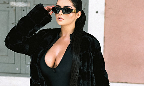 PrettyLittleThing collaborates with Demi Rose Mawby