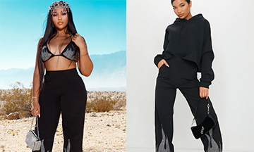 PrettyLittleThing collaborates with Jordyn Woods