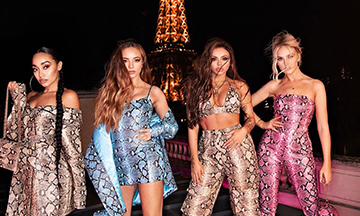 PrettyLittleThing collaborates with Little Mix