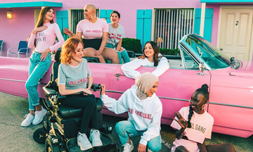 Pretty Little Thing collaborates with WAGGGS for International Women's Day