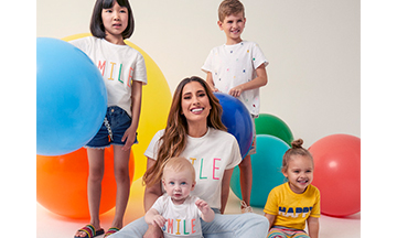 Primark collaborates with Stacey Soloman on kidswear collection