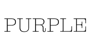 Purple appoints Account Director (Beauty)