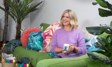 QVC collaborates with Erica Davies