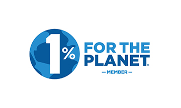 RÆBURN becomes official member of 1% for the Planet