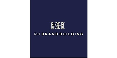 RH Brand Building - Senior Account Executive PR + Partnerships job ad - LOGO