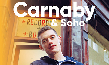 Shaftesbury launches first digital edition of Carnaby & Soho Magazine