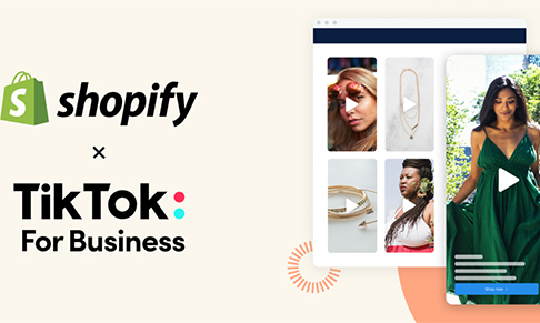 Shopify collaborates with TikTok on commerce partnership