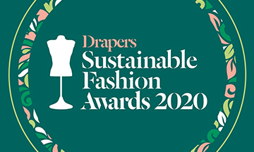 Shortlist announced for Drapers Sustainable Fashion Awards 2020