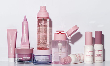 Skin Proud launches and appoints b. the communications agency