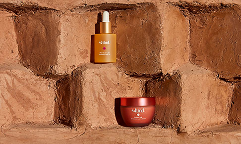 Skincare brand whind launches and appoints Bux + Bewl Communications
