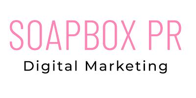 Soapbox PR - PR Account Executive job ad - LOGO