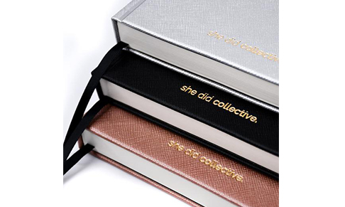 Stationery and lifestyle brand She Did Collection appoints LashBase