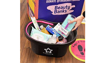 Superdrug expands donation network with Beauty Banks