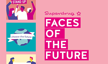Superdrug unveils winners of Faces of the Future competition