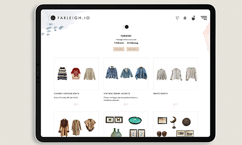 Sustainable shopping platform Farleigh launches