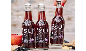 Swiss-Brazilian drink Suívie Jabuticaba launches in the UK and appoints Mercieca
