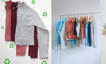 TALA collaborates with Depop to reduce the amount of clothing sent to landfill