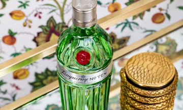 Tanqueray collaborate with House of Hackney