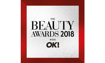 The Beauty Awards 2018 with OK! entries open